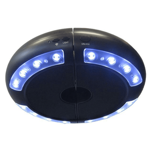 Outdoor Umbrella LED Light with Bluetooth