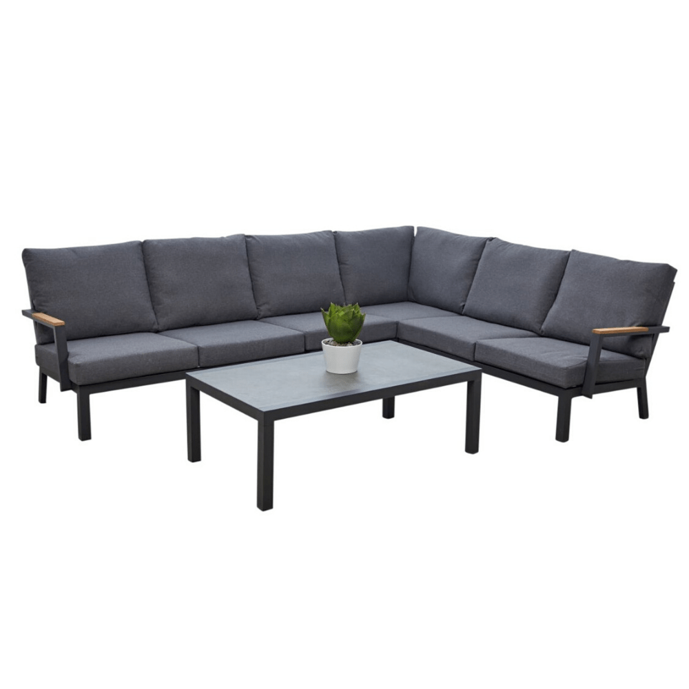 5PCE Lorne Corner Modular Setting - Cozy Furniture