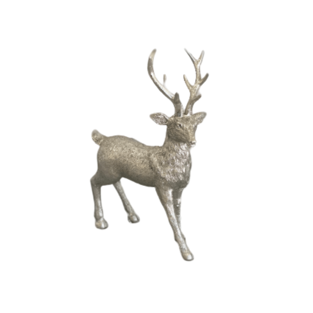 cozy-furniture-homewares-giftware-accessories-decor-standing-deer-silver-shiny