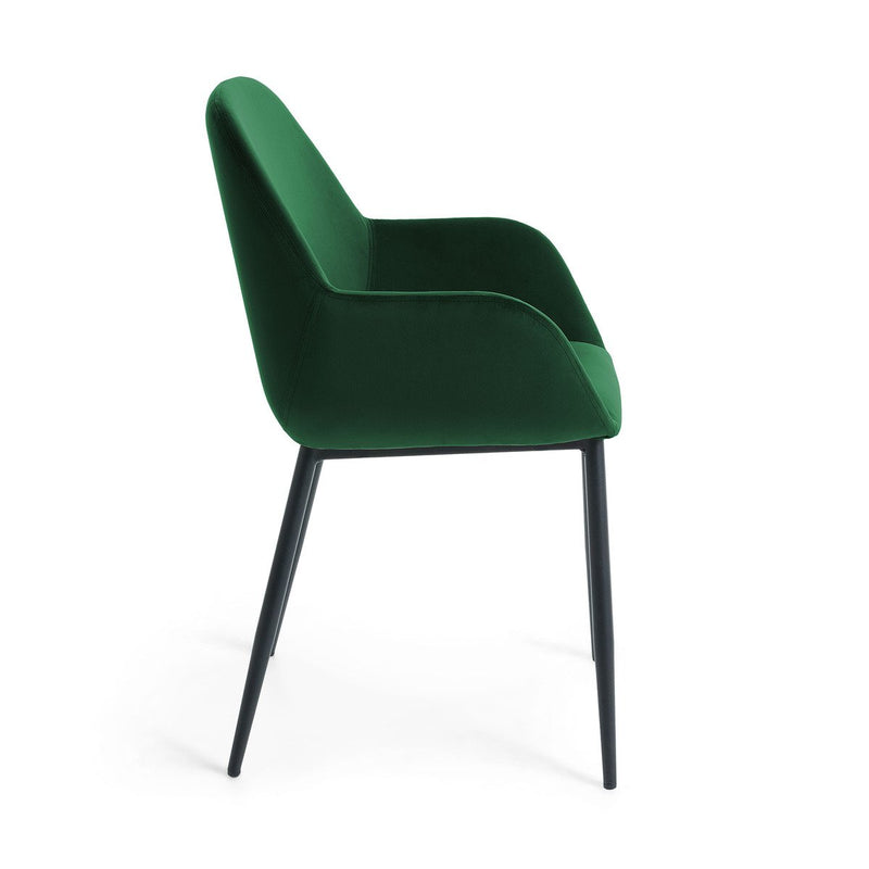 cozy-furniture-konna-dining-chair-green-velvet-black-metal-legs