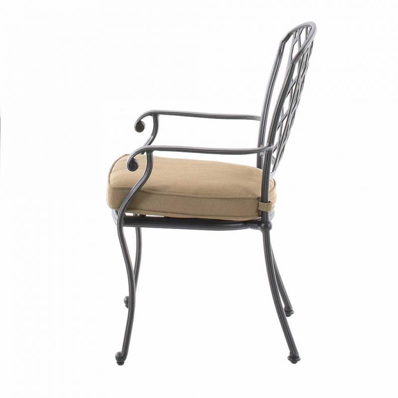 cozy-furniture-outdoor-dining-chair-whitehorse-cast-aluminium-beige-cushion-chair