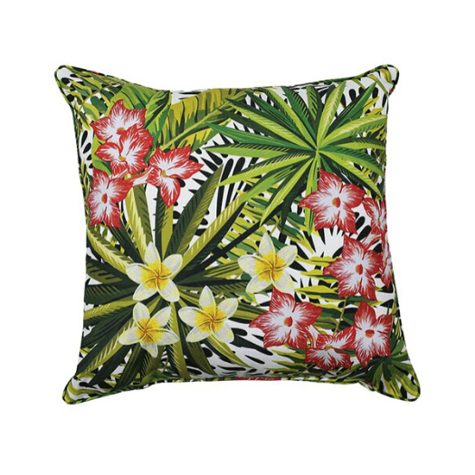 Frangapani 50x50cm Outdoor Cushion - Cozy Furniture