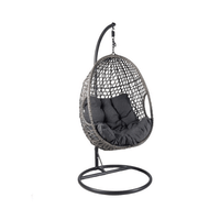 Komodo Hanging Egg Chair - Cozy Indoor Outdoor Furniture