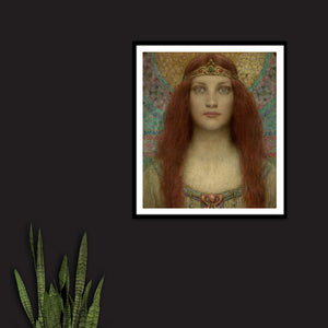 Portrait of a Woman - Venus Art Prints
