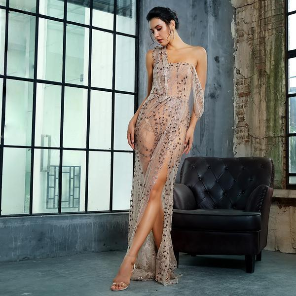 Liza Gown - Gold