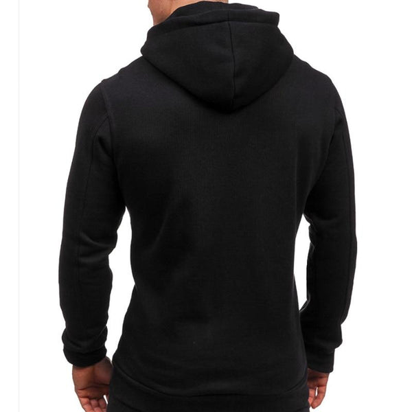 Men Hoodies - Black