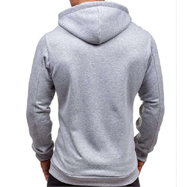 Men Hoodies - Grey