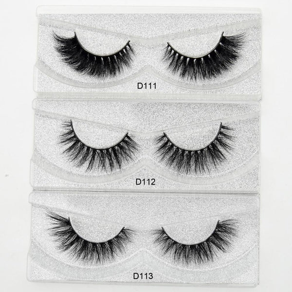3D Mink Lashes Thick