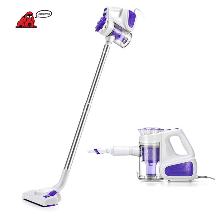 Low Noise Portable Vacuum Cleaner