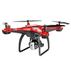 Full HD waterproof drone: Immortalize scenes and selfies with beautiful photos and videos, even under the rain!