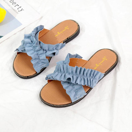 Women Slipper Beach Shoes