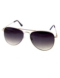 Black Moon Full Metal Frame Aviators