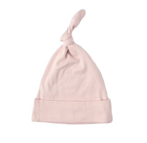 Knot Hat - Pink