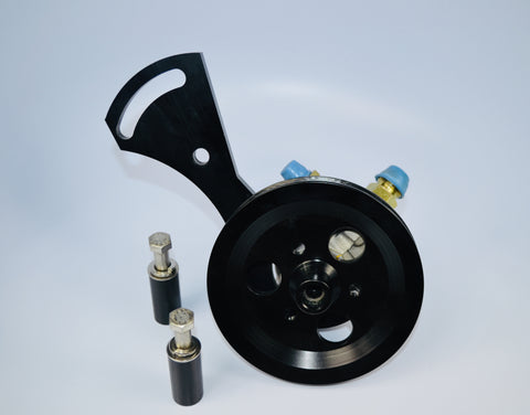 Power Steering Pump and Bracket for F-2 ProCharger