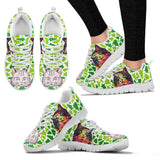 Ragamuffin Cat Christmas Running Shoes For Women- Free Shipping