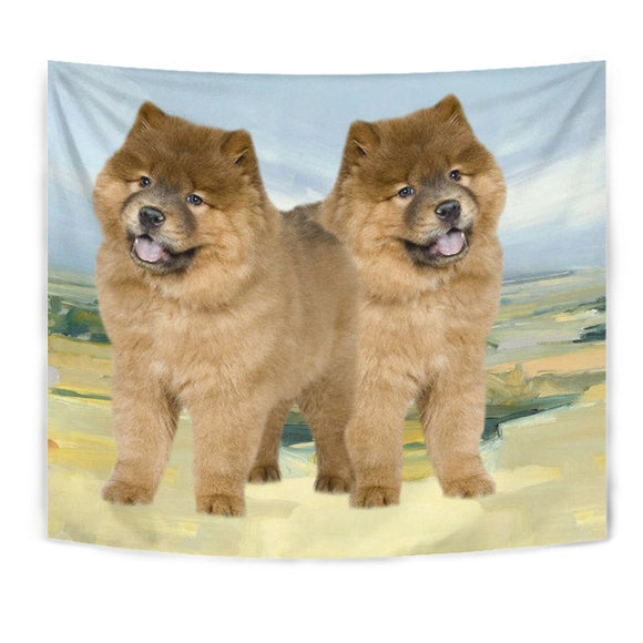 Chow Chow – Best Friend and Print