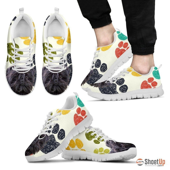 AFFENPINSCHER Dog Running Shoes For Men-Free Shipping Limited Edition