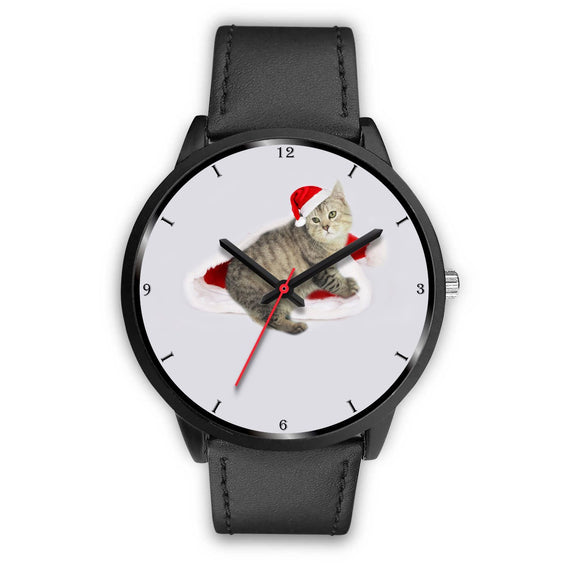 Manx cat Christmas Special Wrist Watch-Free Shipping