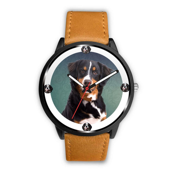 Bernese Mountain Dog Print Wrist watch - Free Shipping