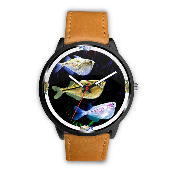 Common HatchetFish Print Wrist watch - Free Shipping