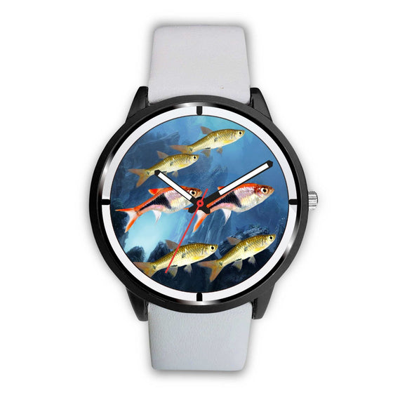 Seluang Fish Print Wrist watch - Free Shipping