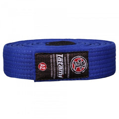 Tatami Fightwear Ranked BJJ Gi Belt Blue