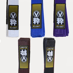 Valor Elite Gi Material BJJ Belts