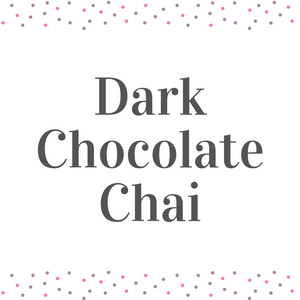 Dark Chocolate Chai Tea
