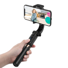 Load image into Gallery viewer, 1-Axis Gimbal Stabilizer for Smartphones with Built-in Remote - trendyful