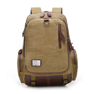 Canvas Laptop Backpack 16"