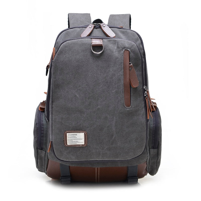 Canvas Laptop Backpack 16