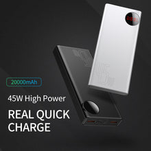 Load image into Gallery viewer, Premium 20,000mah Power Bank / 45W, Power Bank - trendyful