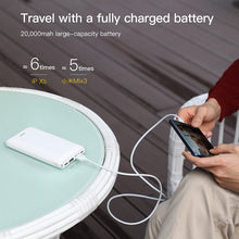 Load image into Gallery viewer, 10000 mah Wireless Power Bank, Power Banks - trendyful