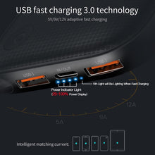 Load image into Gallery viewer, Premium 20000mah Power Bank | Fast Charging Ports - trendyful