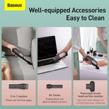 Load image into Gallery viewer, Baseus C1 Capsule Vacuum Cleaner, Vacuum Cleaner - trendyful