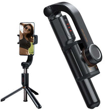 Load image into Gallery viewer, Baseus 1-Axis Gimbal Stabilizer, Stabilizing Phone Stick - trendyful