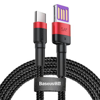 Baseus Cafule HW Quick Charging & Data Cable 40W / Type-C - trendyful