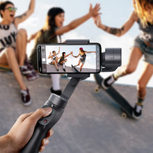 Load image into Gallery viewer, Baseus Gimbal Stabilizer Pro - Premium Edition - trendyful