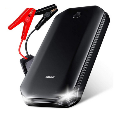 Baseus Power Bank Jump Starter & Flashlight - trendyful