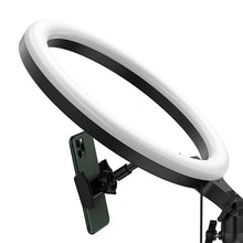 "Load image into Gallery viewer, Baseus Selfie Ring Light 10"", Selfie Ring Light - trendyful"