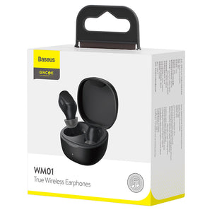 Baseus Bluetooth Earbuds Wireless Headphones WM01 - trendyful