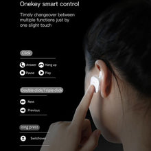 Load image into Gallery viewer, Baseus Premium Bluetooth Noise-Reducing Sports Headphones W02, Wireless Headphones - trendyful