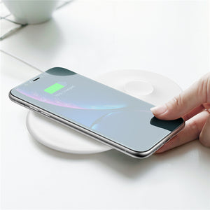 Premium Wireless Charger - Charging Station, Fast Wireless Charger - trendyful
