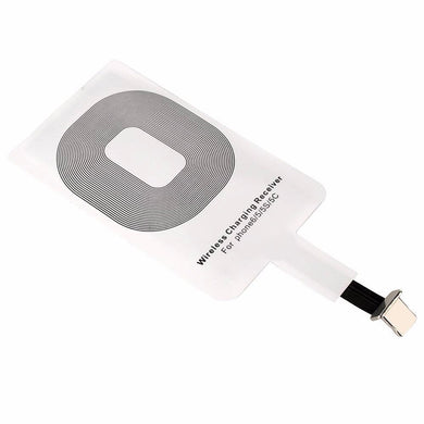 Fast Charging Qi Wireless Charger Receiver Charging Adapter for iPhone, Samsung, Qi Wireless receiver - trendyful