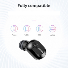 Load image into Gallery viewer, Baseus Premium In-ear Wireless Headphones W01, Wireless Headphones - trendyful
