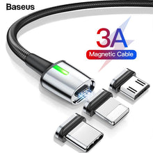 Load image into Gallery viewer, Premium Magnetic Charging Cable 2 Meters, Cables - trendyful