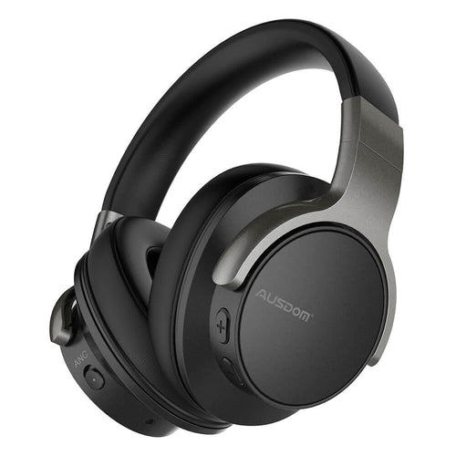 AUSDOM Wireless Noise Cancelling Headphones, Wireless Headphones - trendyful