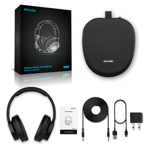 Mixcder E9 Wireless Noise Cancelling Headphones, Wireless Headphones - trendyful