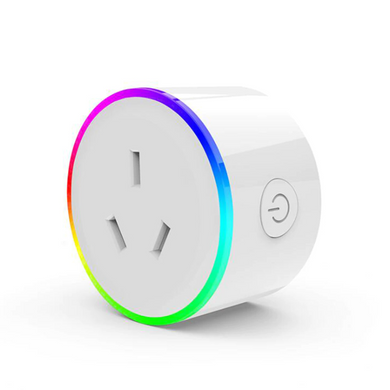 Smart Plug With Wi-Fi Controlled App - trendyful
