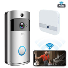 Load image into Gallery viewer, V5 Smart WiFi Video Doorbell with Chime, Video doorbell - trendyful